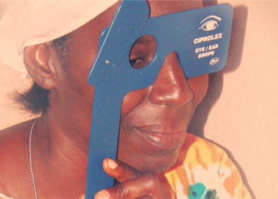 Help fight avoidable blindness - L'OCCITANE Foundation - l'Occitane