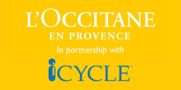 L'OCCITANE RECYCLING PROGRAMME | BIG LITTLE THINGS | L