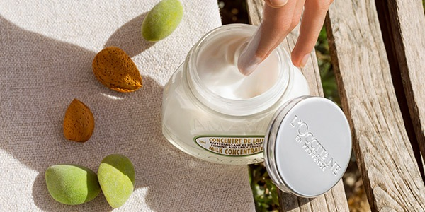 How to get rid of cellulite - Almond - L'Occitane