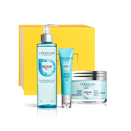 AQUA REOTIER_1 facial care set (exclusively in the online store)