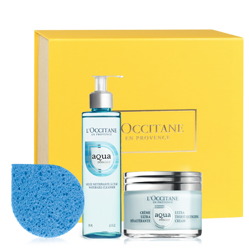 Aqua Réotier Set With Cream