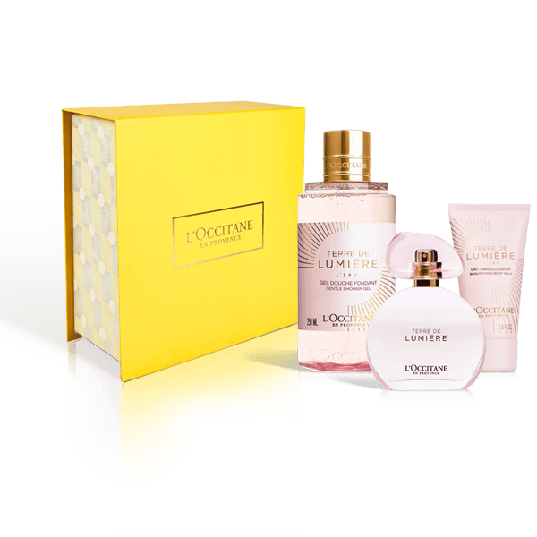 Terre de Lumiere L'Eau Fragrance Collection