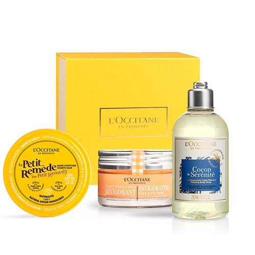 Set body Care Natural heritage and innovation from L'OCCITANE (only online)