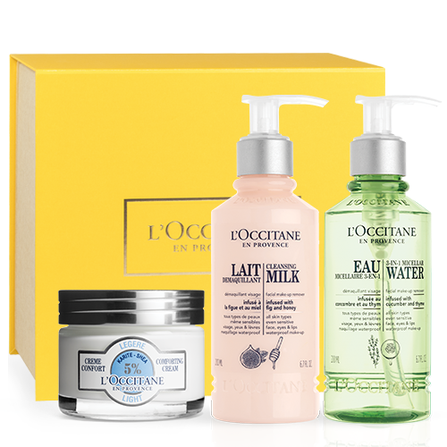 Holiday Face Care Set
