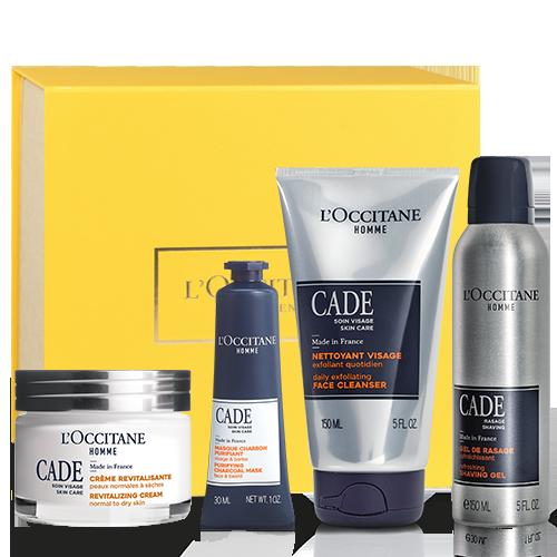 Men Facecare essentials