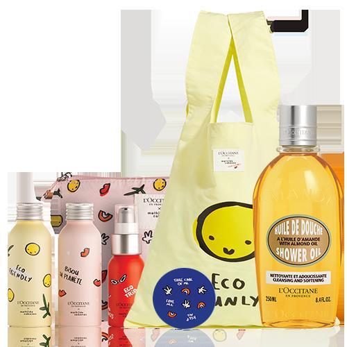Eco Travel Bottle Set