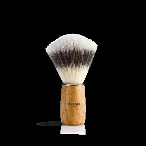 Men shaving brush