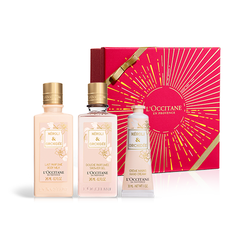 Neroli & Orchidee Set for a Special Price
