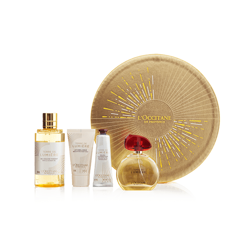 Gourmand & Aromatic Terre de Lumière Perfume Set