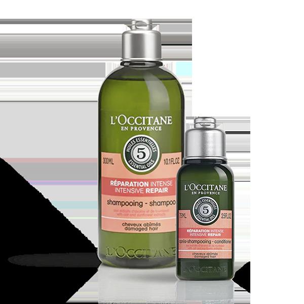 Aromachologie Intense Repairing Shampoo & Conditioner