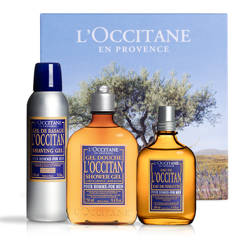 Elegants L'Occitan komplekts vīrietim