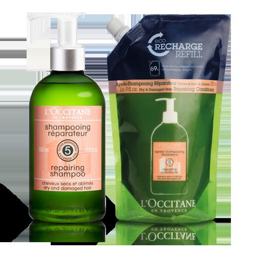 Repairing Shampoo & Refill Duo