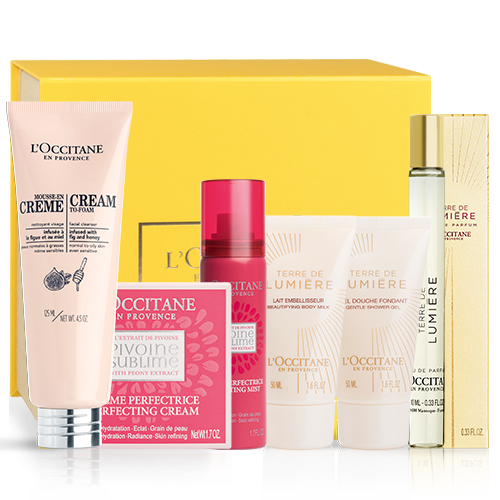 Beauty product gift set ''SPRING\