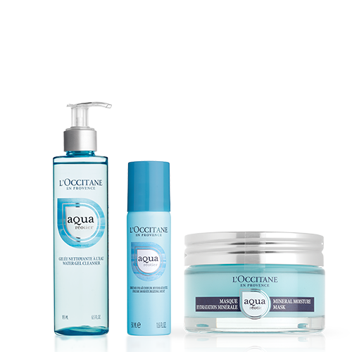 AQUA RÉOTIER SET WITH MASK