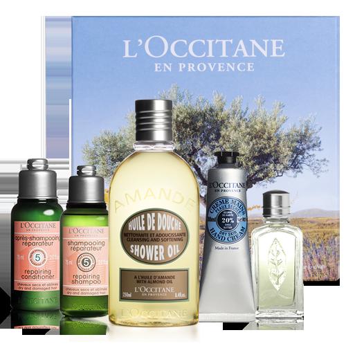 Labākais no LOccitane