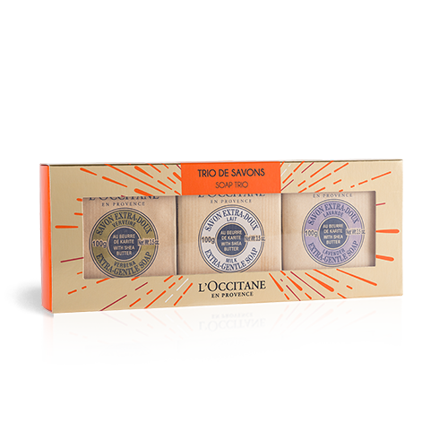 Shea Butter French Soaps