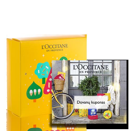 L'OCCITANE Gift Card 200€