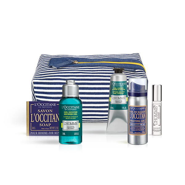 Discovery Kit L'Homme Cedrat