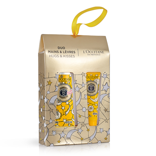 Hugs & Kisses Жимолость-Карите комплект, коллекция Castelbajac