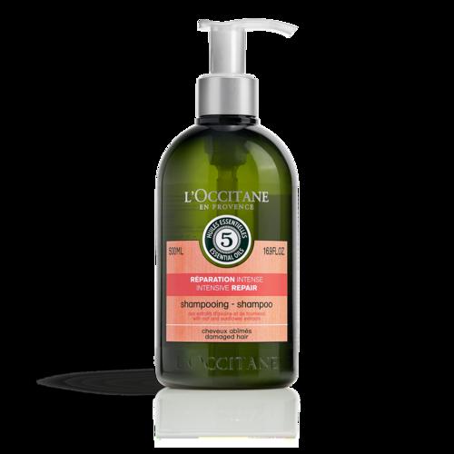 Shampoo Reparación Intensa Aromacología