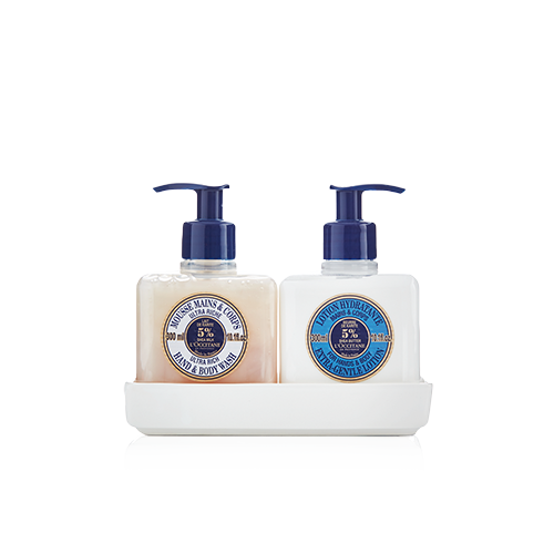Moisturising Shea butter Hand Care Duo