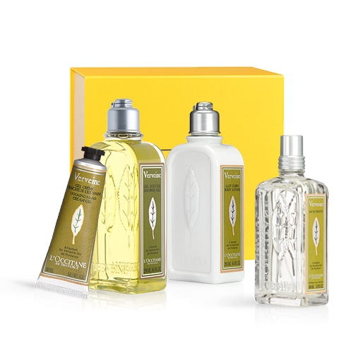 Verbena Perfume Set (only online)