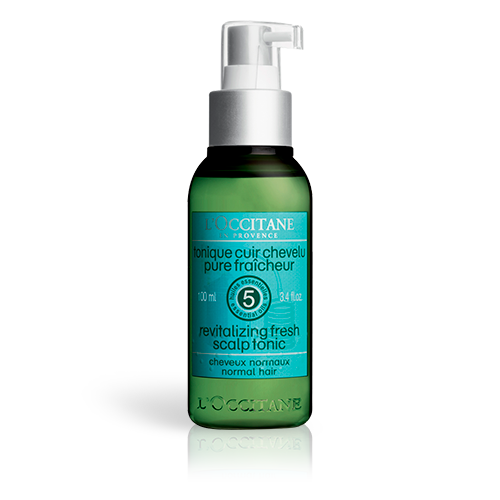 Aromachologie Revitalizing Fresh Scalp Tonic