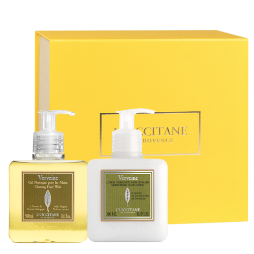 Zesty Verbena Hand Duo | L'OCCITANE