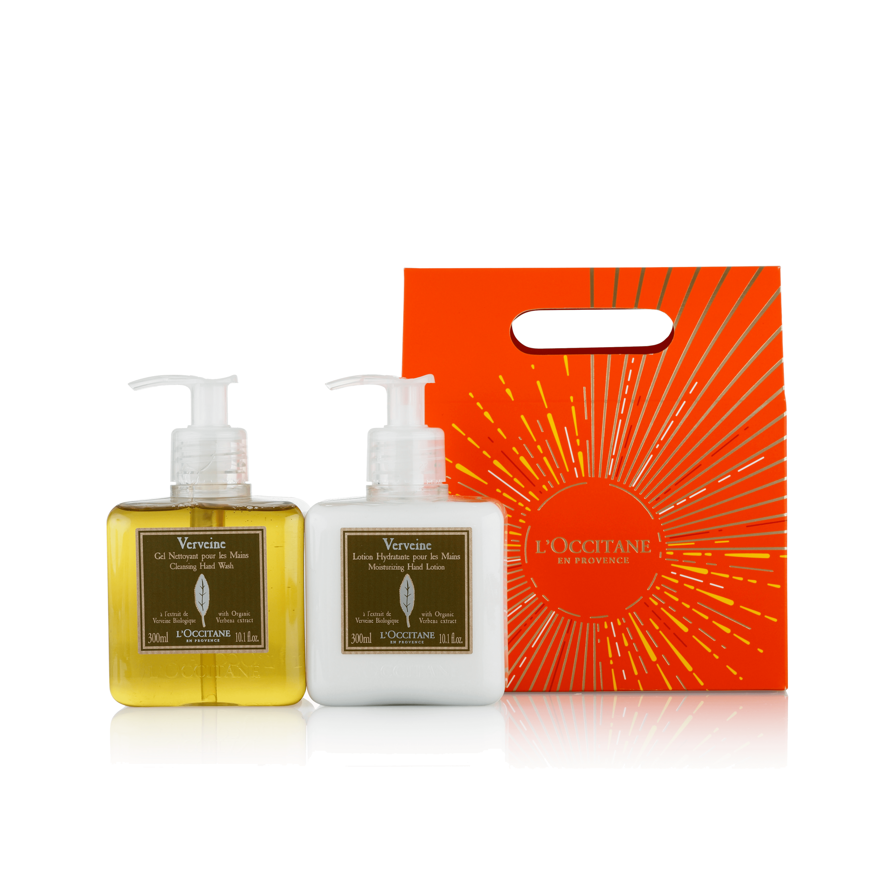 Verbena Hand Wash Duo