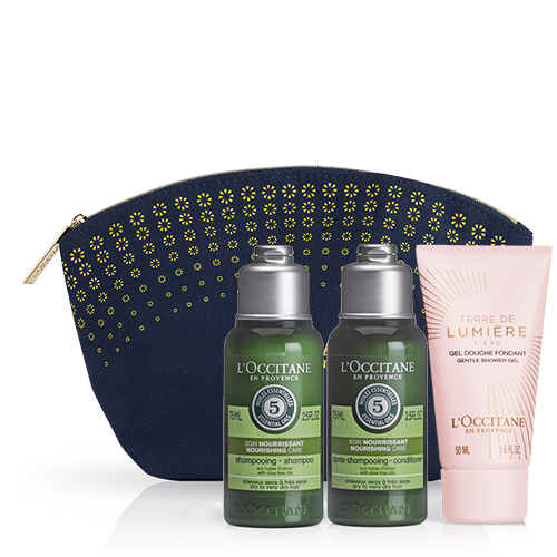 Hair Care Discovery Set - Nourishing