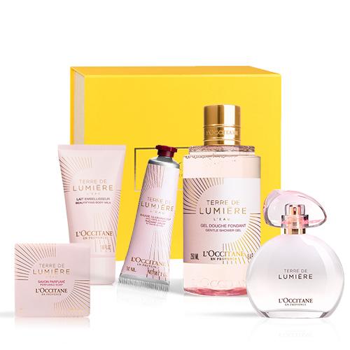 Terre de Lumiere L'EAU Perfume Set (only online)