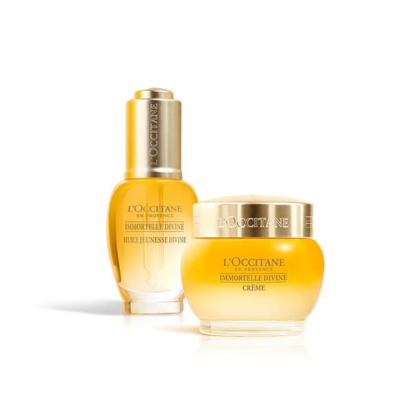 Immortelle Divine Skincare Duo