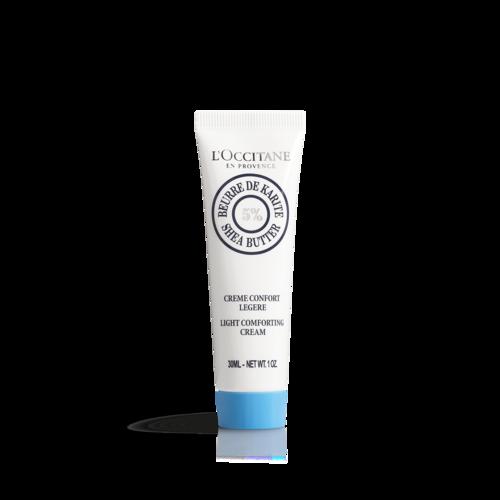 Travel Size Shea Light Comforting Cream
