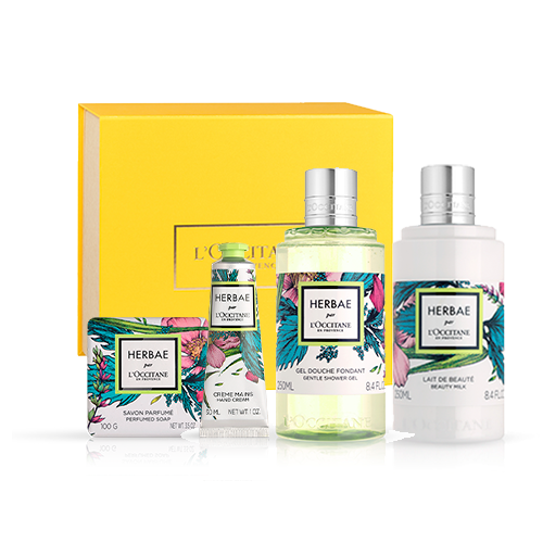 Herbae Body Care Set (only online)