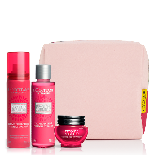 Peony Face Care Discovery Set