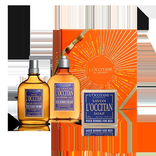 Zestaw Premium L'Occitan dla mężczyzny w specjalnej cenie