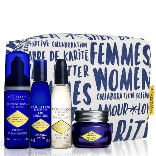 Immortelle Face Care Discovery Kit