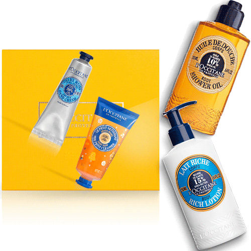 SHEA body care set (exclusively in the online store) ❤