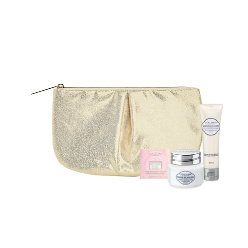 Kit Facial Reina Blanca Pivoine