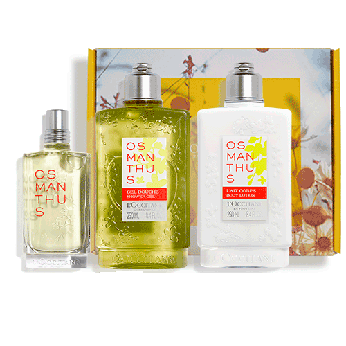 Perfumed set OSMANTUS (exclusively in the online store)