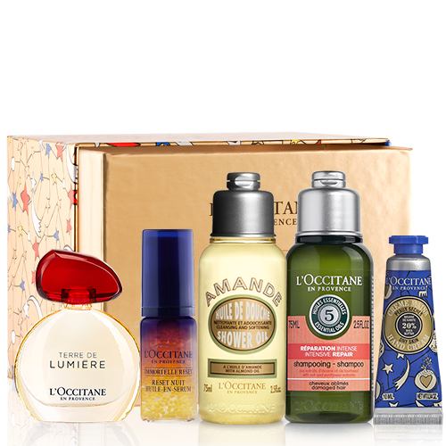 Most loved LOccitane products