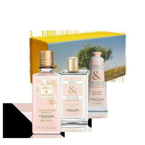Néroli & Orchidée Box - l'Occitane
