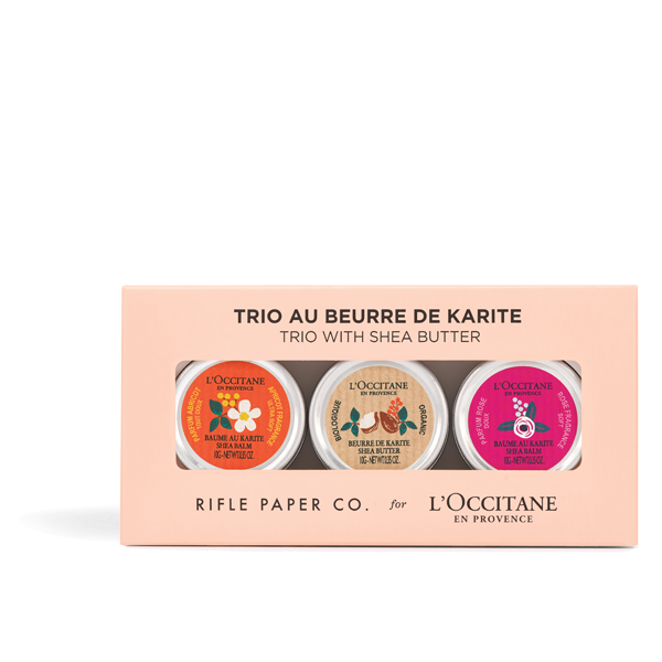 Shea Butter Trio Rifle Paper Co