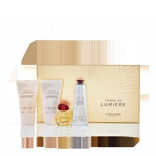 Gourmand & Aromatic Terre de Lumière Mini Collection