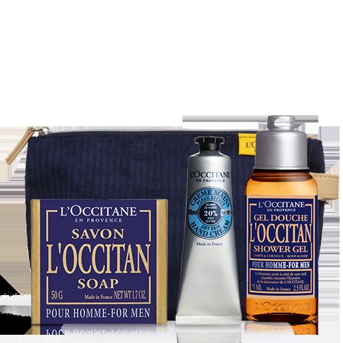 Loccitan дорожный набор