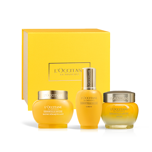 Divine Immortelle Face Care Set_3 (only online)