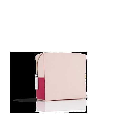 Kosmētikas somiņa no Ķiršu ziedu kolekcijas rozā