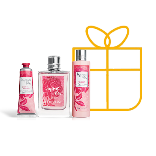 Joyeuses Fêtes Limited Edition Set for a Special Price