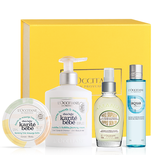Mom & Baby pampering box
