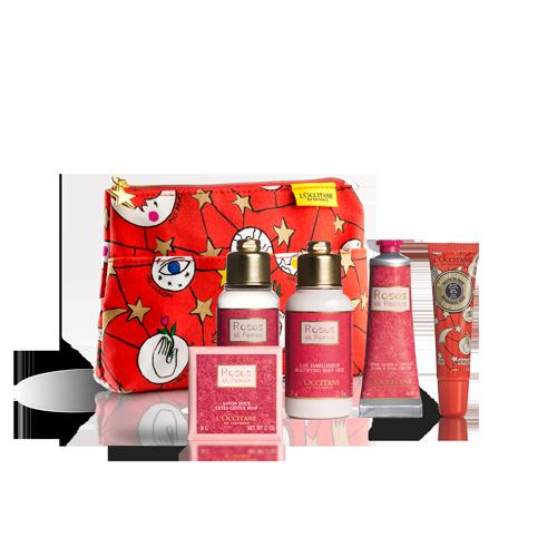 Kit de viaje Rosas & Reinas